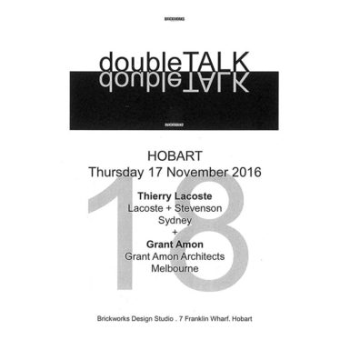 Hobart Double Talk